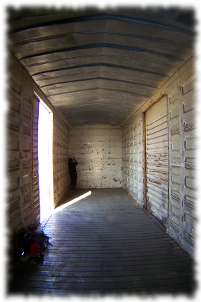 "[Photo: ""Boxcar"" by Jeff Ferrell]"