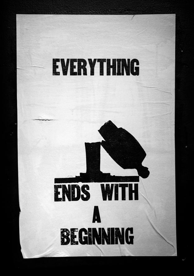 "[Image 7. Guillermo Trejo, ""Everything Ends With a       Beginning"" (2013). ]"