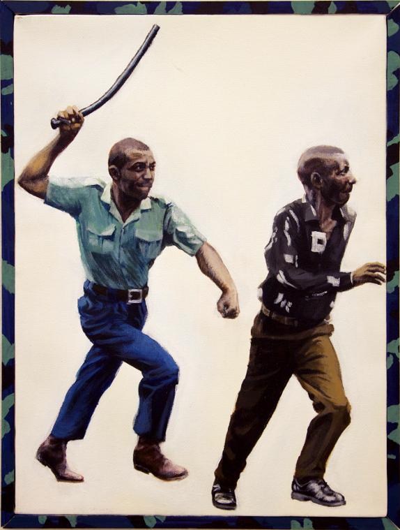 Image result for police brutality zimbabwe