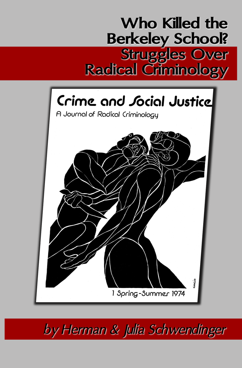 a study of lynch and groves radical criminology Big prisons, big dreams michael lynch published by rutgers university press lynch,  with penal philosophy, the fi rst study of penal responses that employed.