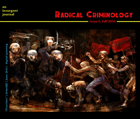 [Cover Image of Radical Criminology 6]